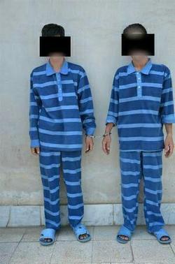 دستگیری سارقان مأمورنما در نیشابور