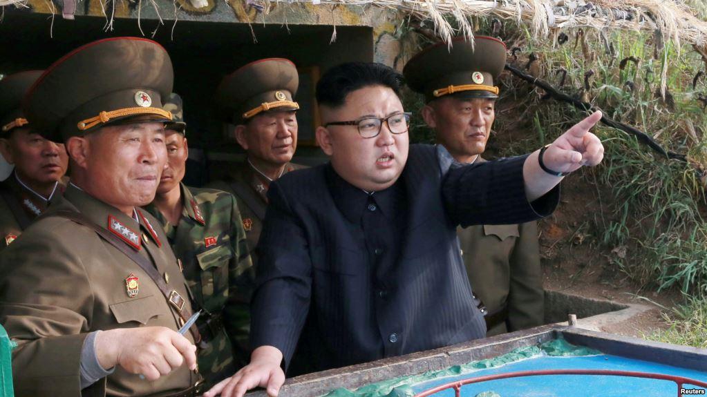 کره شمالی رزمایش زمستانی برگزار میکند