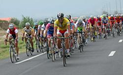 بر گزاری مسابقات لیگ دوچرخه سواری دسته یک در تویسرکان