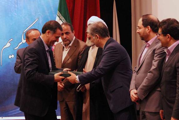 تصاویر تکریم و معارفه استاندار چهارمحال و بختیاری