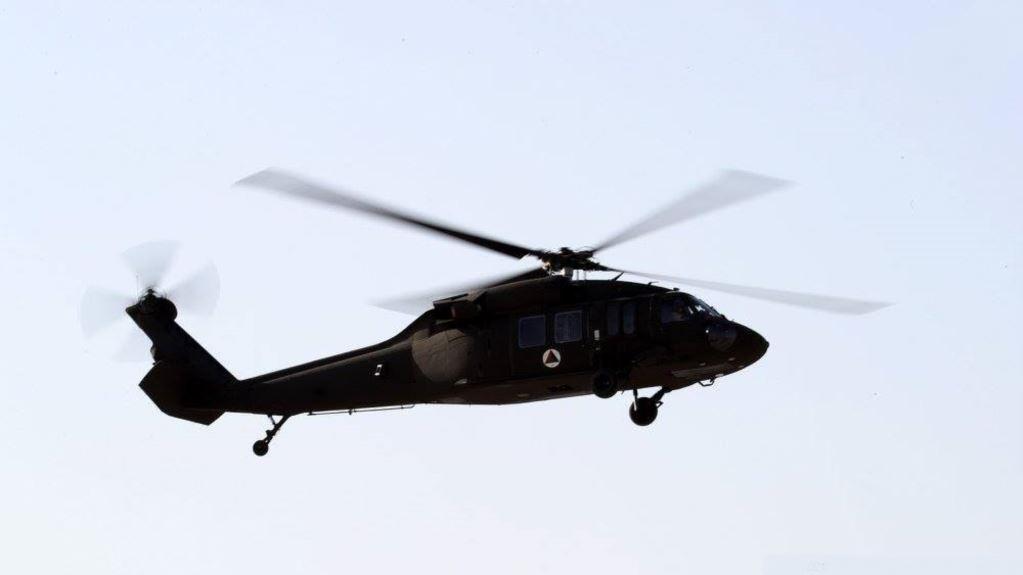 هلیکوپترهای «بلک هاوک» به زودی وارد جریان جنگ می شوند