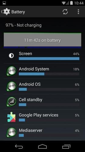 چندروش ساده برای ذخیره باتری گوشی اندروید