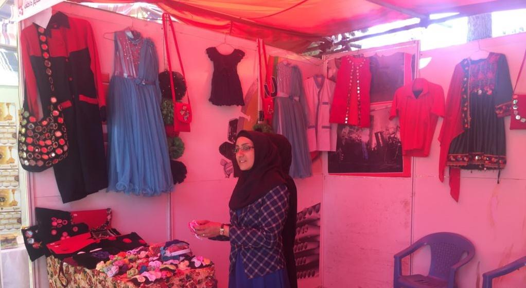 برگزاری نمایشگاه 3 روزه صنایع دستی زنان در کابل