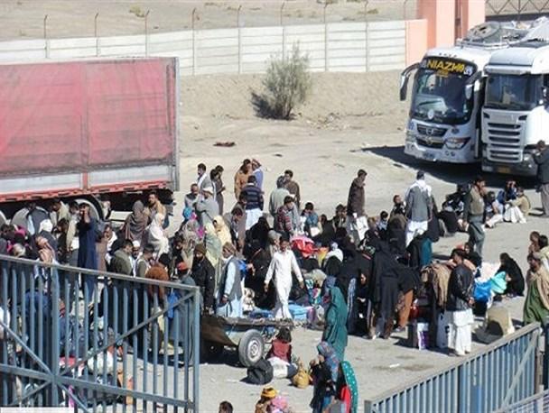دو هزار زائر پاکستانی جامانده از اربعین راهی کربلا شدند