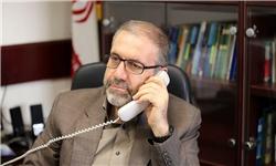 ابراز همدردی وزارت کشور ترکیه با آسیب دیدگان زلزله کرمانشاه