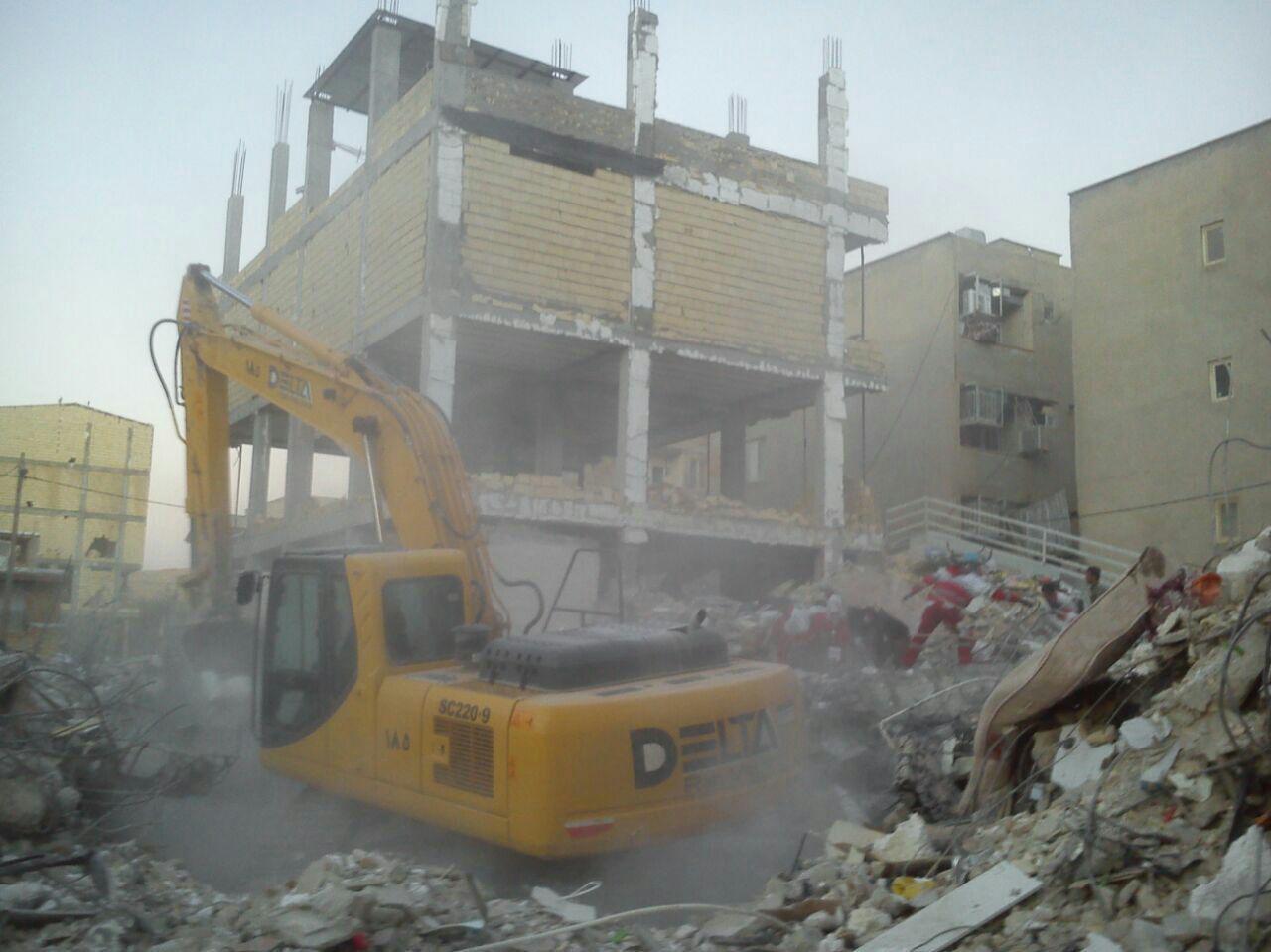 اعلام آمادگی دانشکده علوم پزشکی ایرانشهر برای کمک به زلزله زدگان مناطق غربی کشور