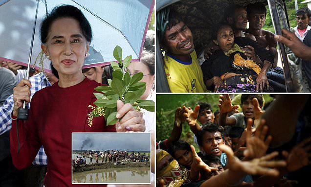 ارتش میانمار از اتهام جنایت علیه مسلمانان روهینگیا تبرئه شد