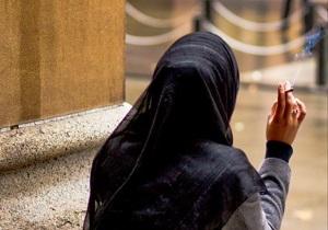 افزایش مصرف سیگار در دختران جوان و نوجوان