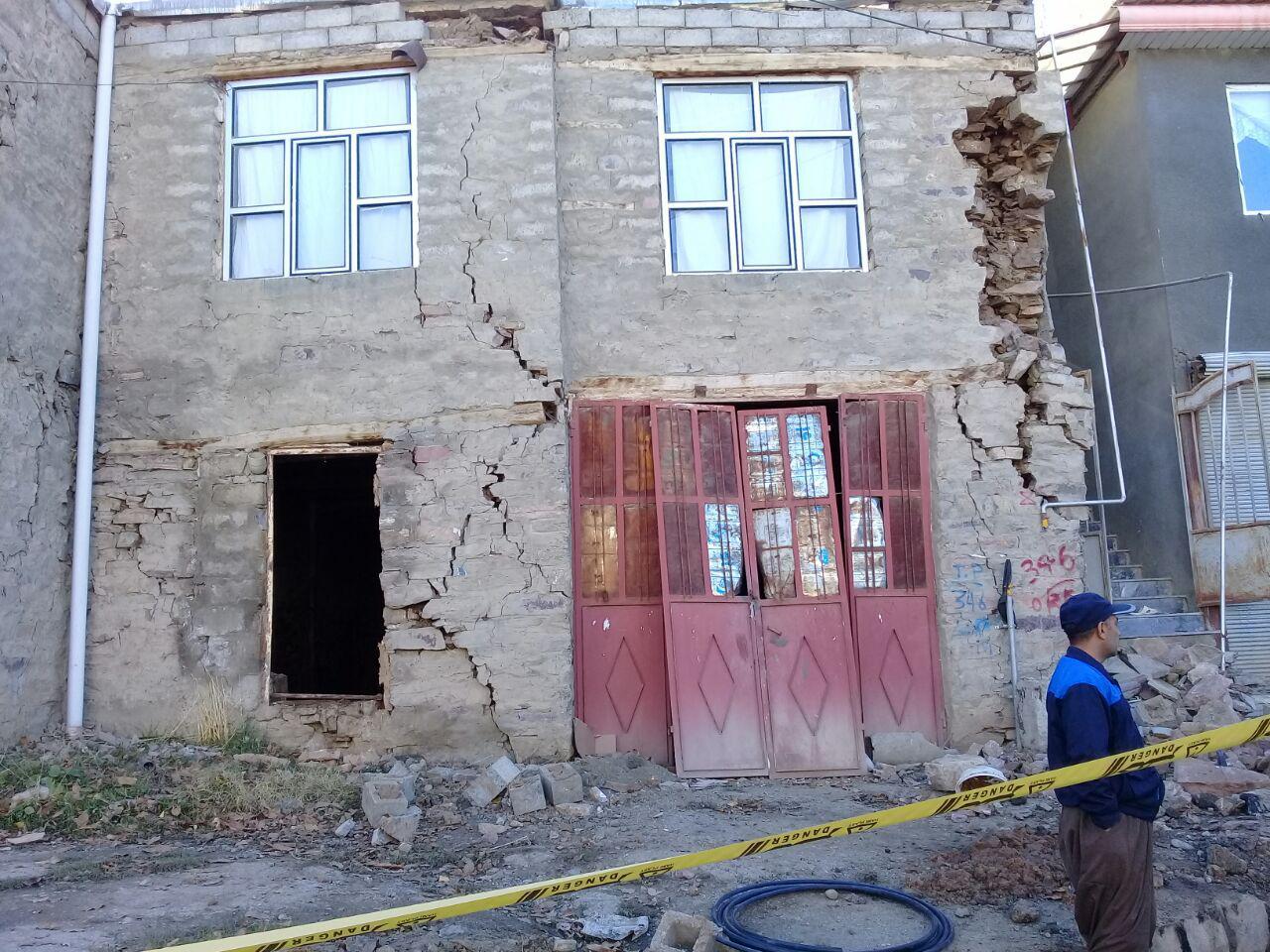 آواربرداری به پایان رسی / خسارات زلزله ۱۸۰۰ میلیارد تومان