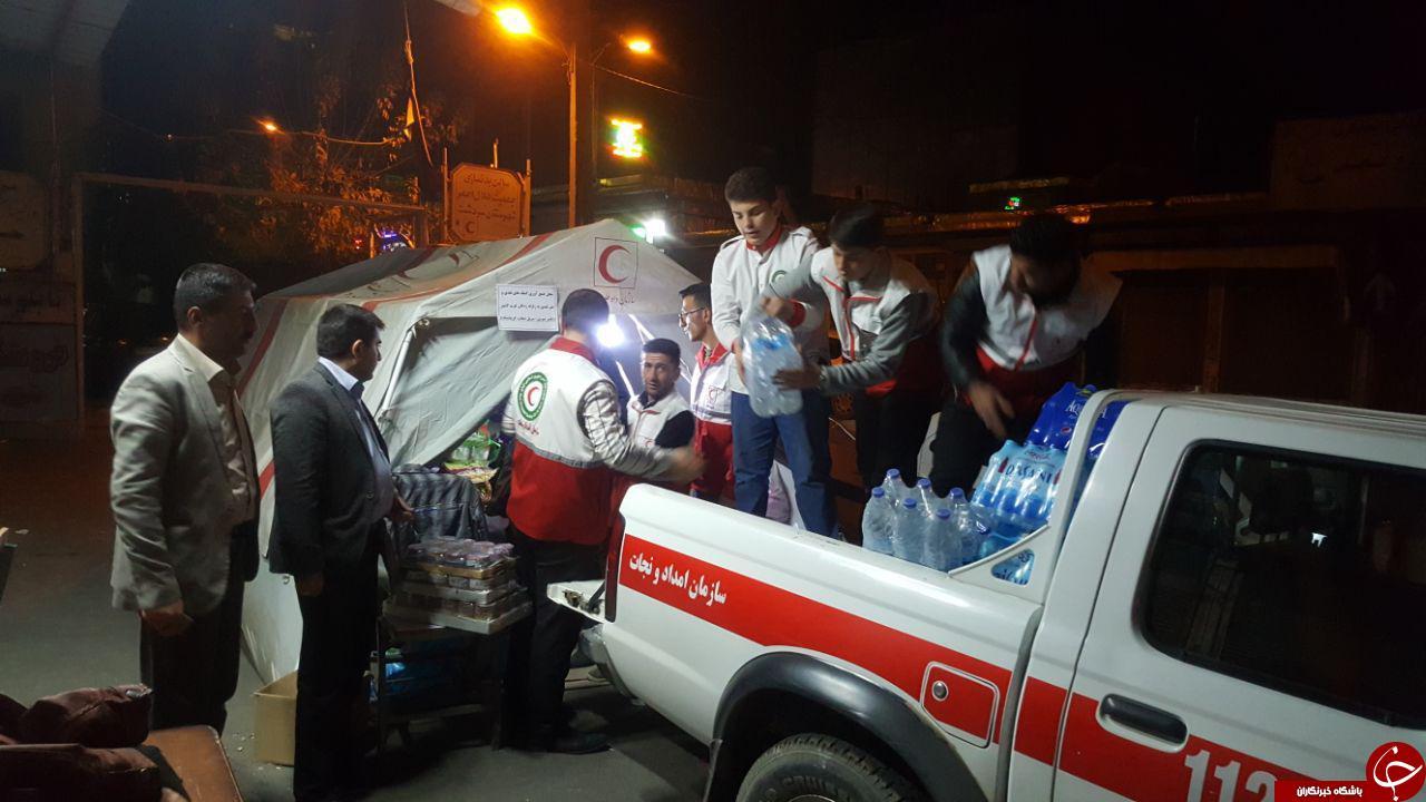 دومین محموله از کمک های مردمی شهرستان سردشت آماده اعزام برای زلزله زدگان+تصاویر