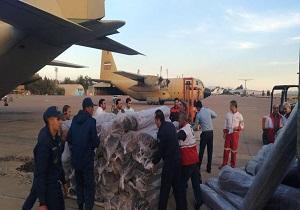 ارسال کمکهای مردم هرمزگان به مناطق زلزلهزده