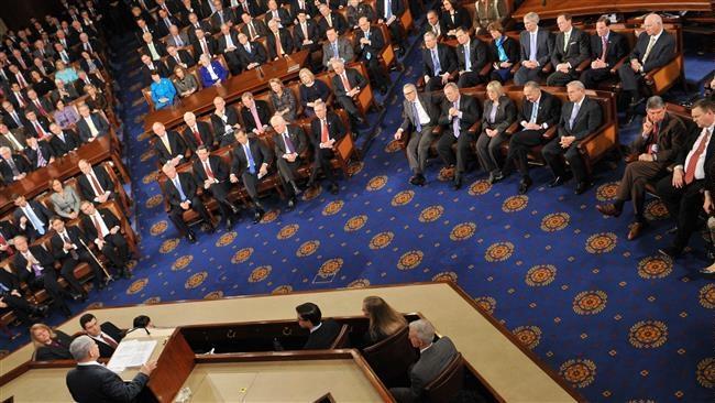 افشاگری سوء استفاده جنسی به کنگره آمریکا نیز گسترش پیدا کرد