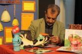 شاعر نامآشنا برای دانشآموزان تهرانی شعرخوانی کرد