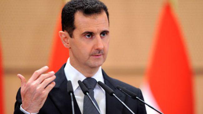 رئیس جمهوری سوریه: ضربه به همبستگی ملی ما یعنی هدف قرار دادن جبهه مقابله با تهاجم فرهنگی