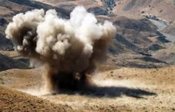یک مرزبان بر اثر انفجار مین در منطقه مرزی بانه شهید شد