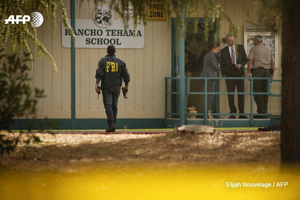 تیراندازی در مدرسه ابتدایی در کالیفرنیا ۵ کشته بر جا گذاشت