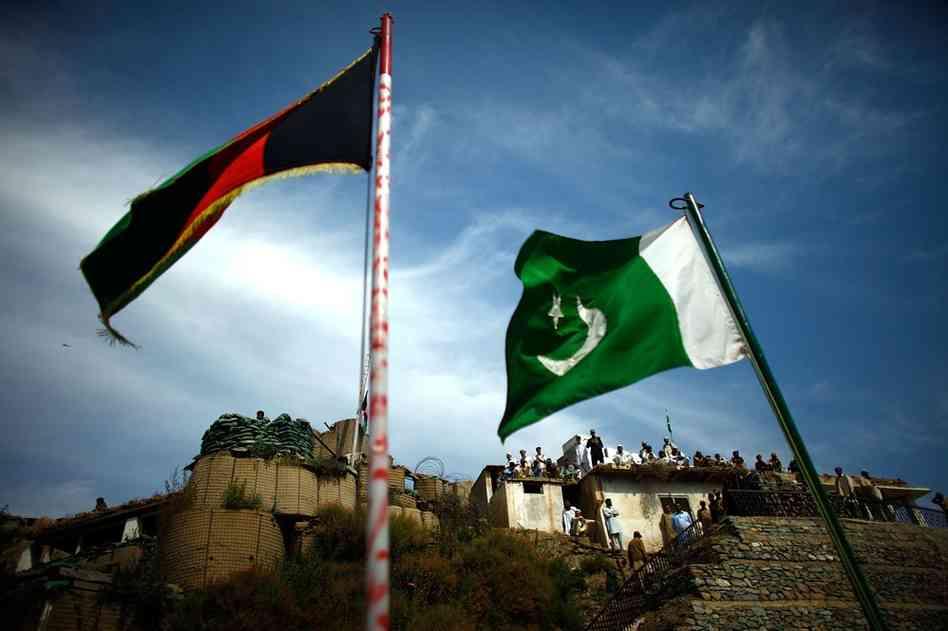 احضار کاردار افغانستان به وزارت امور خارجه پاکستان