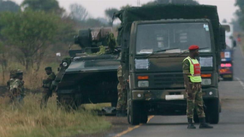 رئیسجمهور زیمبابوه بازداشت شد