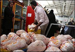 آخرین تحولات بازار مرغ/ قیمت به 7450 تومان رسید