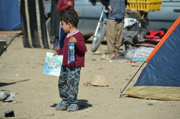 اقلام مورد نیاز کودکان زلزله زده کرمانشاه اعلام شد