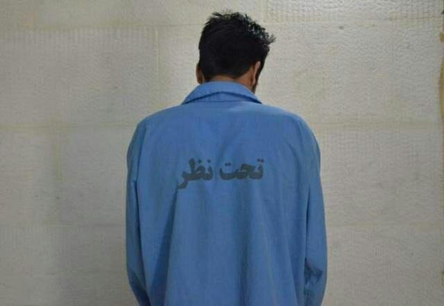 دستگیری قاتل کمتر از ۲۰ روز در ایرانشهر