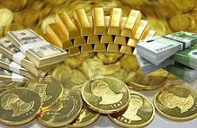قیمت سکه و ارز بیست و چهارم آبان ماه ماه