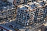 تخریب ساختمان های نوساز با استفاده از مصالح ساختمانی بی کیفیت