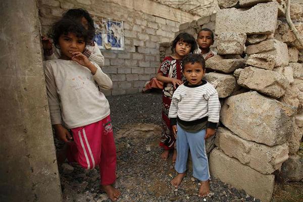 احتمال فوت اکثر از ۵۰ هزار بچه یمنی تا انتهاء امسال