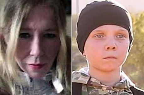 جلاد 12 ساله داعش هنوز زنده است+تصاویر