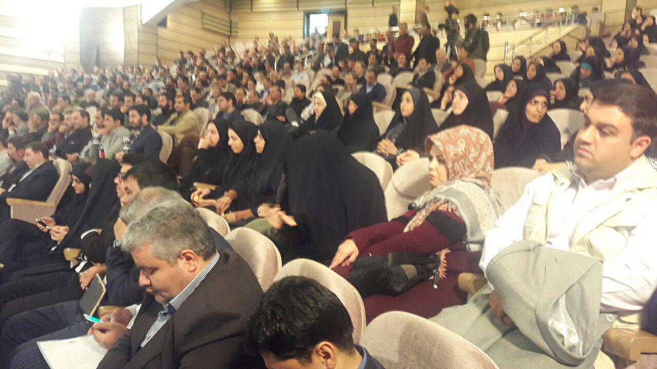 مراسم تودیع و معارفه مدیر کل صداو سیما همدان برگزار شد