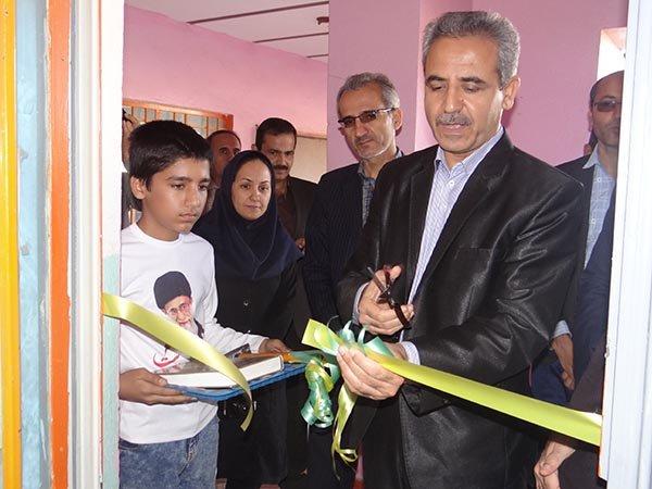 نمایشگاه کتاب در مدارس دشتی دایر می شود