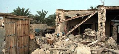 آخرین وضعیت  آب ، برق و گاز مناطق زلزله زده