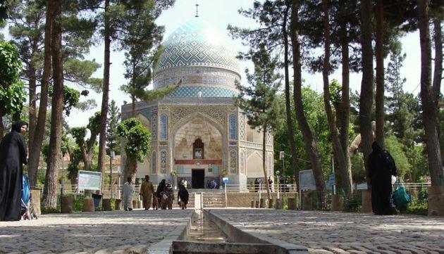 گام به گام با امام رضا (ع) در ایران