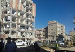 باشگاه خبرنگاران - تخریب ساختمانهای نوساز در کنار ساختمانهای فرسوده + صوت