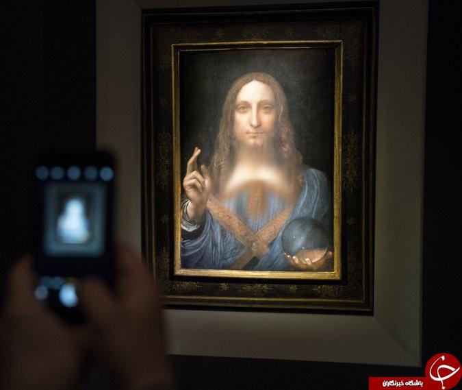 فروش گران ترین تابلوی نقاشی جهان به قیمت 450 میلیون دلار