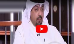 اتفاقی غیرمنتظره در برنامه زنده تلویزیون کویت+فیلم