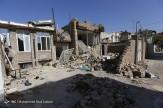 باشگاه خبرنگاران -نماینده دفتر مقام معظم رهبری از مناطق زلزلهزده کرمانشاه بازدید کرد