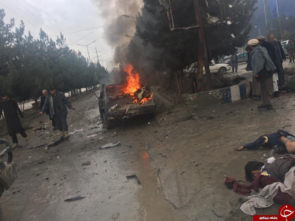 گروه تروریستی داعش مسئولین انفجار کابل را بر عهده گرفت