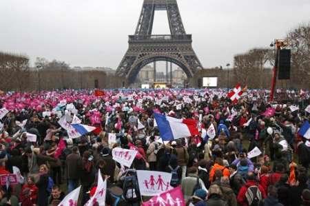 ادامه اعتراض فرانسویها به سیاستهای مکرون