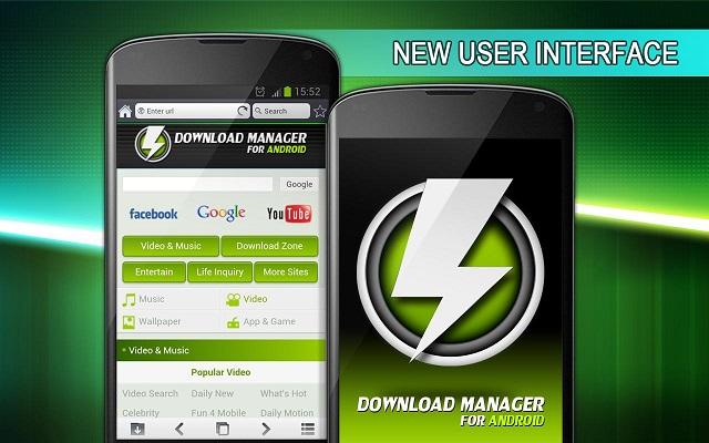 دانلود Download Manager for Android FULL 5.09.12011 - برنامه قدرتمند مدیریت دانلود