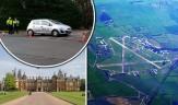 برخورد یک فروند هواپیما و یک بالگرد در شمال لندن