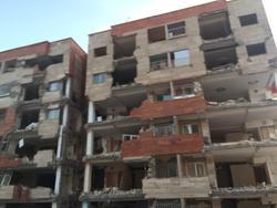 تصاویر اختصاصی باشگاه خبرنگاران از مناطق زلزلهزده کرمانشاه