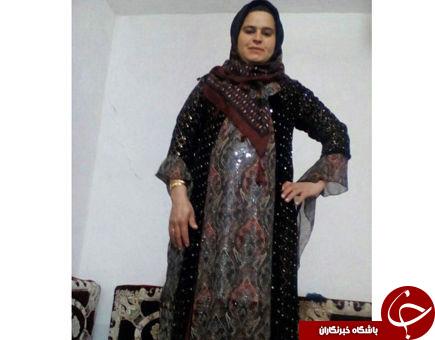 این زن فداکارترن مادر در زلزله کرمانشاه است + عکس
