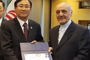 امضای تفاهم نامه مشارکت میان IZSF و فدراسیون کشتی سنتی کرهجنوبی