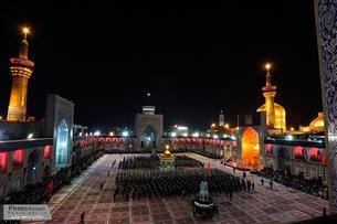 برگزاری مراسم خطبه خوانی در شب شهادت حضرت امام رضا (ع)