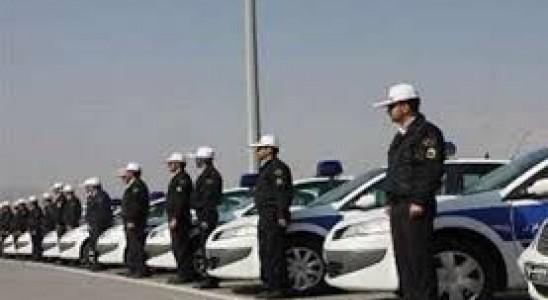 گشت زنی ۱۴۰ تیم پلیس راه در جادههای خراسان رضوی