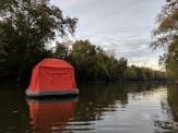 باشگاه خبرنگاران -با نحوه کار اولین چادر شناور دنیا آشنا شوید+ فیلم