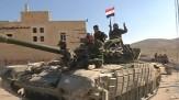 پیشرویهای چشمگیر ارتش سوریه در شهر البوکمال