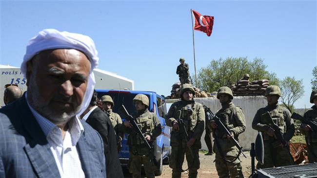 نیروهای جدید ترکیه وارد شمال سوریه شدند