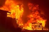 ۱۹ نفر بر اثر آتش سوزی در خانهای در پکن جان باختند
